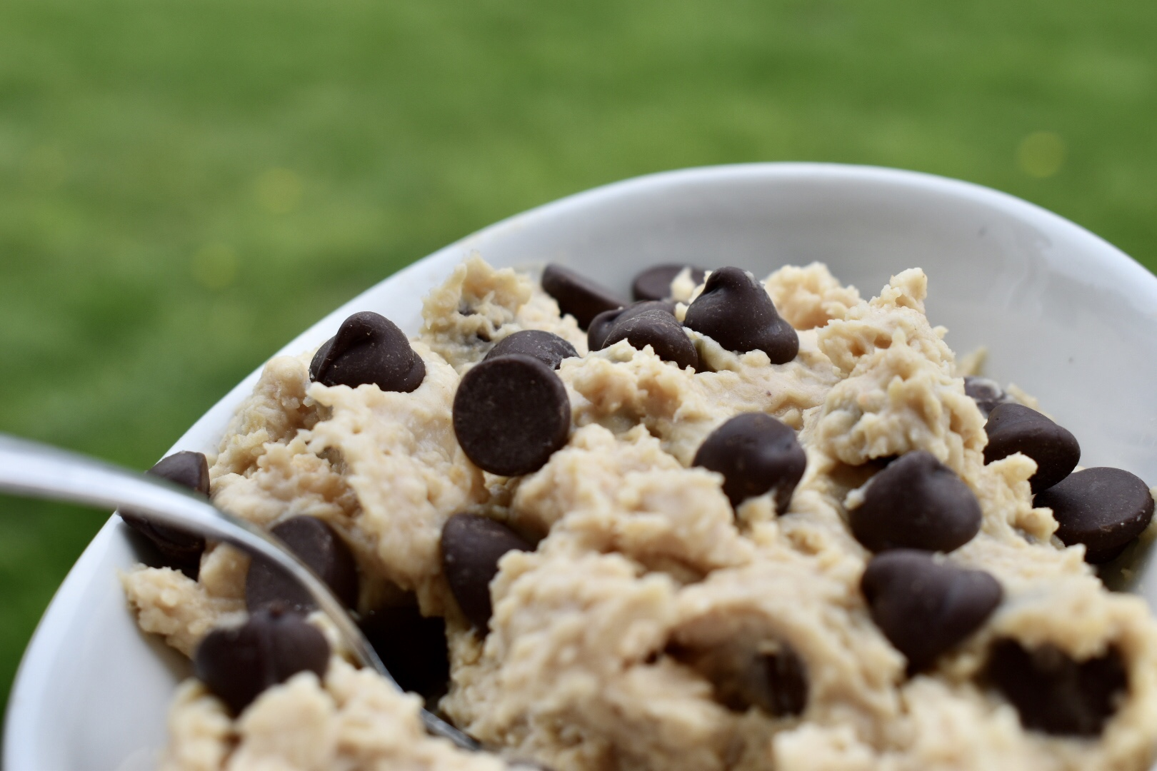 Healthy Protein Cookie Dough